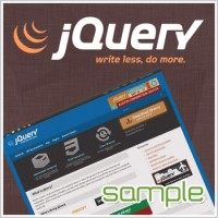 jquery-sample